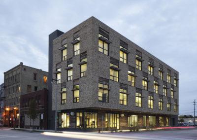 Clock Shadow Building