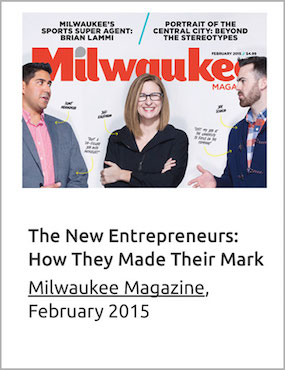 The New Entrepreneurs: How They Made Their Mark